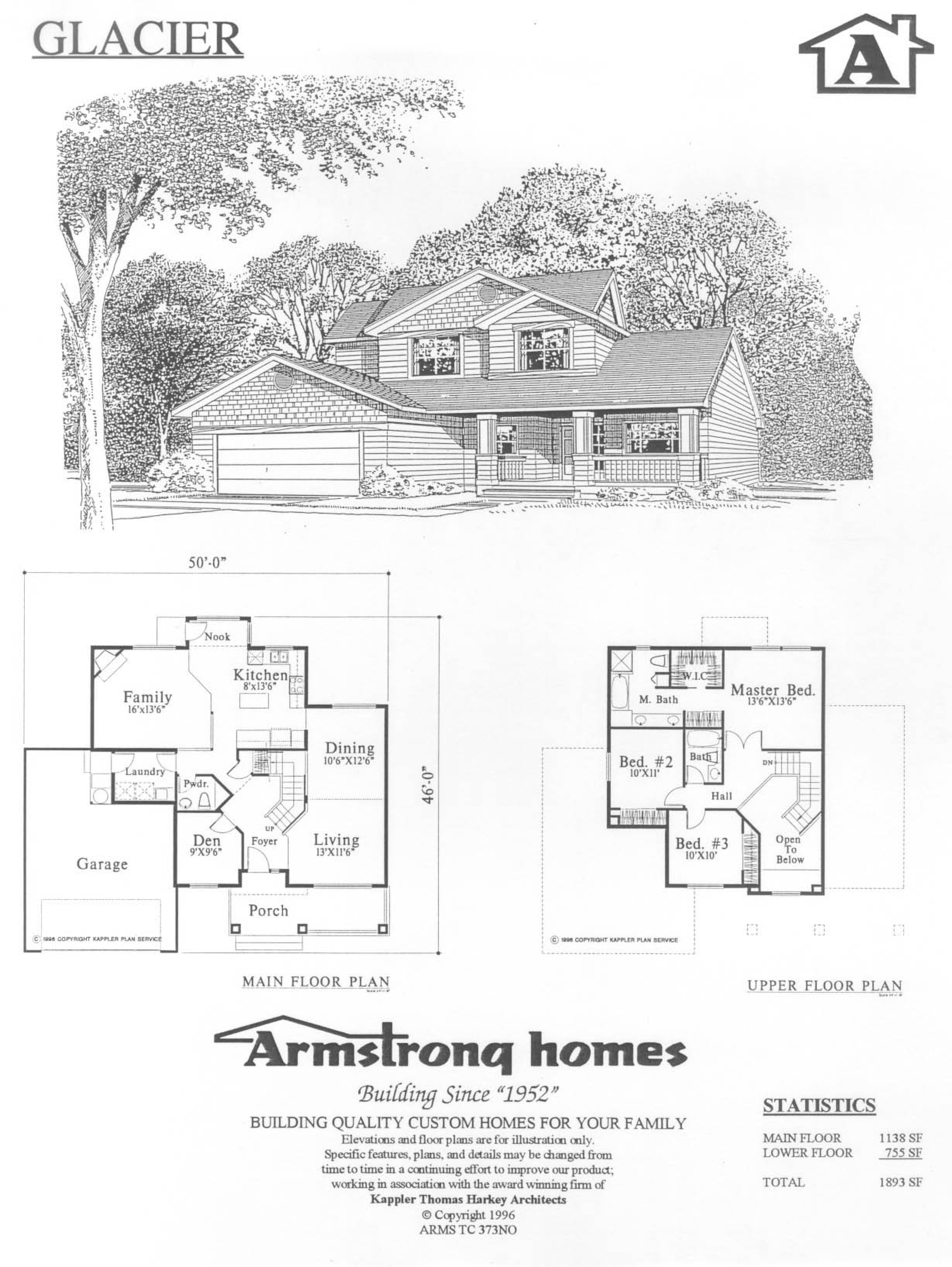 Armstrong homes ocala floor plans avie home for Armstrong homes floor plans