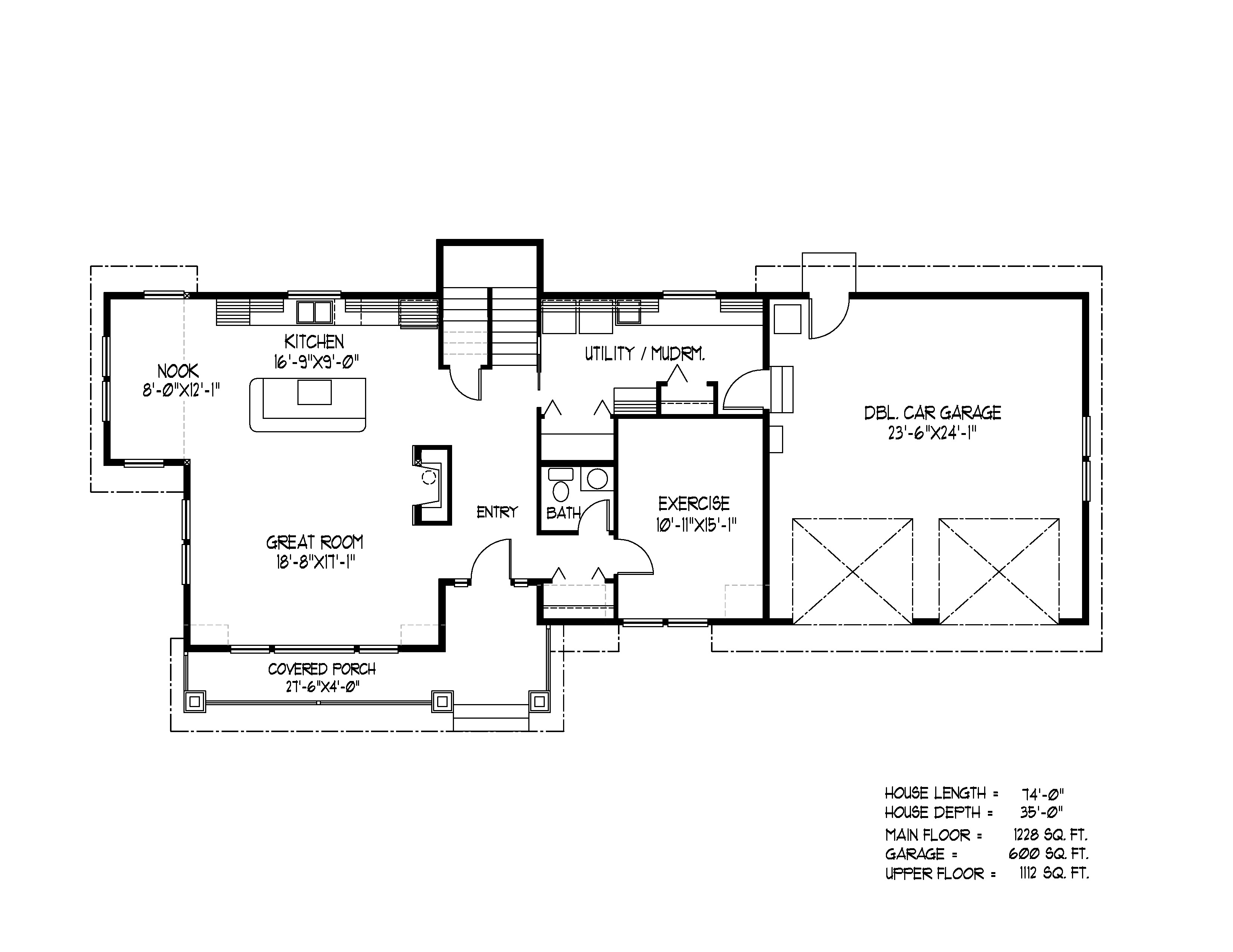 New basic series for 221 armstrong floor plans